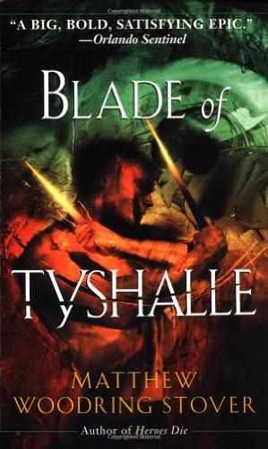 9780345421432: Blade of Tyshalle