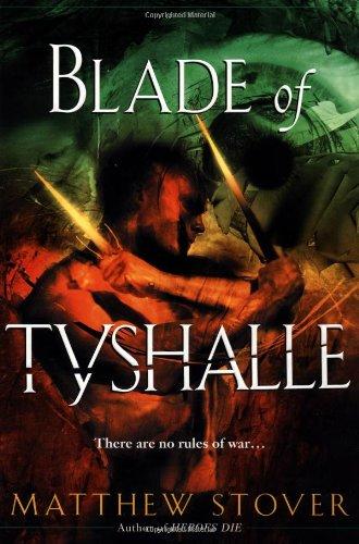 9780345421449: Blade of Tyshalle