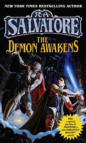 The Demon Awakens (The DemonWars Saga)