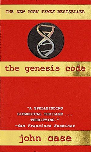9780345422316: The Genesis Code: A Novel of Suspense