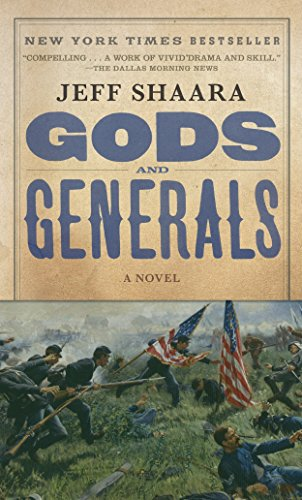 9780345422477: Gods and Generals: A Novel of the Civil War (Civil War Trilogy)