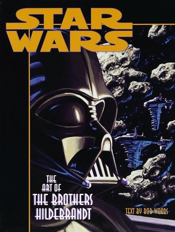 9780345423016: The Art of the Brothers Hildebrandt