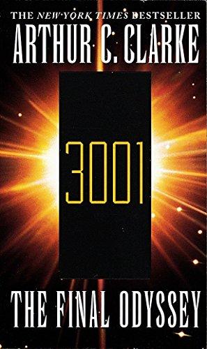 3001: The Final Odyssey: Arthur C. Clarke