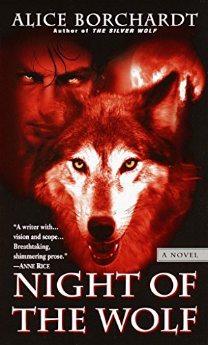 9780345423634: Night of the Wolf (Legends of the Wolves, Book 2)