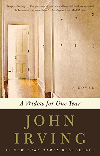 9780345424716: A Widow for One Year (Ballantine Reader's Circle)