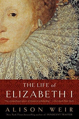 9780345425508: The Life of Elizabeth I