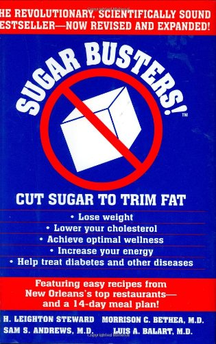 9780345425584: The Sugar Busters!: Cut Sugar to Trim Fat