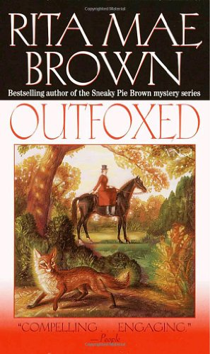 9780345428196: Outfoxed (Foxhunting Mysteries)