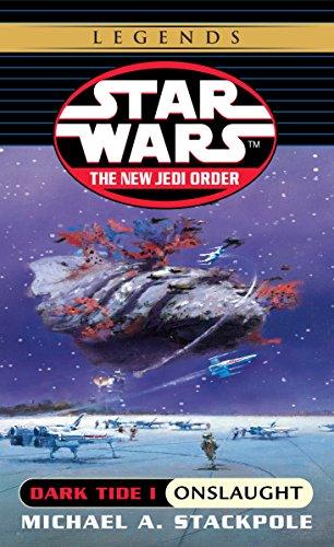 9780345428547: Dark Tide I: Onslaught (Star Wars: The New Jedi Order, Book 2)