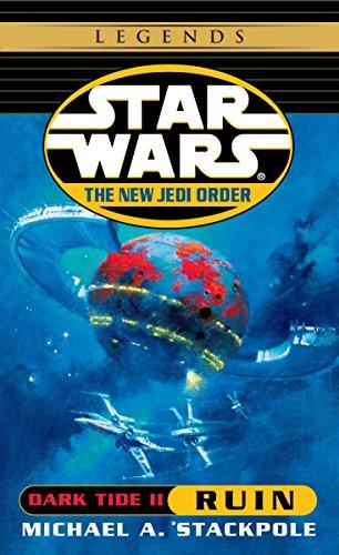 9780345428561: Dark Tide II: Ruin: 2 (Star Wars : the New Jedi Order)