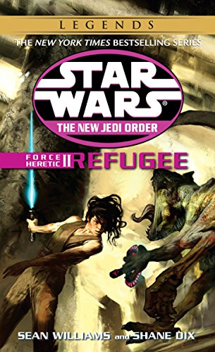 9780345428714: Refugee (Star Wars: The New Jedi Order)