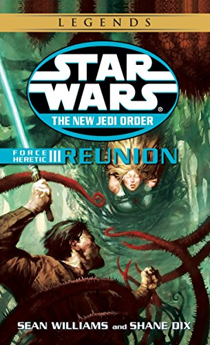 9780345428721: Force Heretic (Star Wars the New Jedi Order)