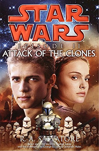 9780345428813: Attack of the Clones (Star Wars)