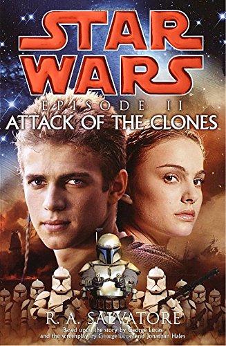 9780345428813: Star Wars Episode II: Attack of the Clones