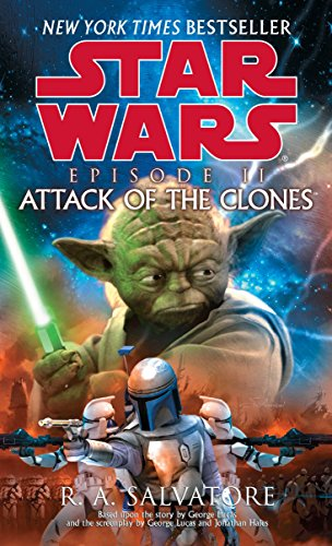 9780345428820: Star Wars. Attack Of The Clones - Episode 2