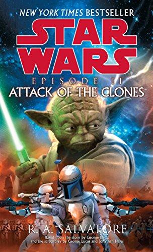 9780345428820: Star Wars, Episode II: Attack of the Clones