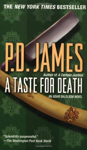 9780345430588: A Taste for Death (Adam Dalgliesh Mysteries, No. 7)