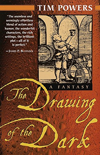 The Drawing of the Dark (Paperback): Tim Powers