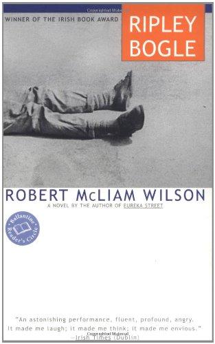 9780345430946: Ripley Bogle (Ballantine Reader's Circle)