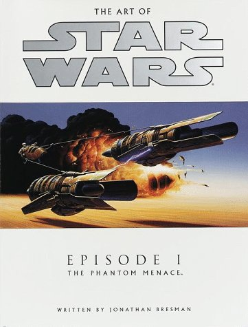 9780345431080: The Art of Star Wars: Phantom Menace: Episode One (Cin�ma)
