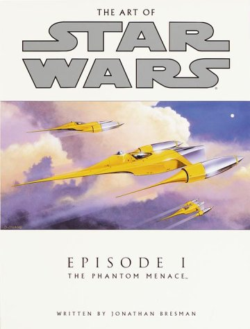 9780345431097: The Art of Star Wars, Episode I - The Phantom Menace