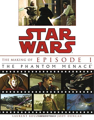 9780345431196: The Making of Star Wars, Episode I - The Phantom Menace