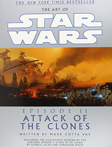 9780345431264: The Art of Star Wars, Episode II - Attack of the Clones