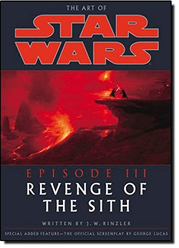 9780345431363: The Art of Star Wars, Episode III - Revenge of the Sith