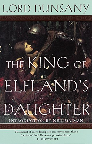 9780345431912: The King of Elfland's Daughter (Del Rey Impact)