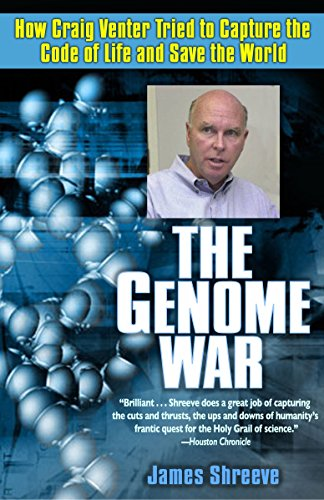 9780345433749: The Genome War: How Craig Venter Tried to Capture the Code of Life and Save the World