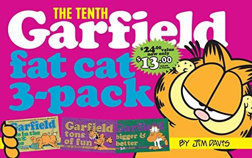 9780345434586: Garfield Fat Cat 3-Pack #10: Contains: Garfield Life in the Fat Lane (#28); Garfield Tons of Fun (#29); Garfi eld Bigger and Better (#30))
