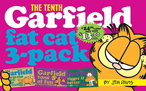 9780345434586: Garfield Fat Cat 3-Pack #10: Contains: Garfield Life in the Fat Lane (#28); Garfield Tons of Fun (#29); Garfi eld Bigger and Better (#30))