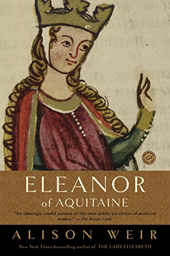 9780345434876: Eleanor of Aquitaine: A Life (Ballantine Reader's Circle)