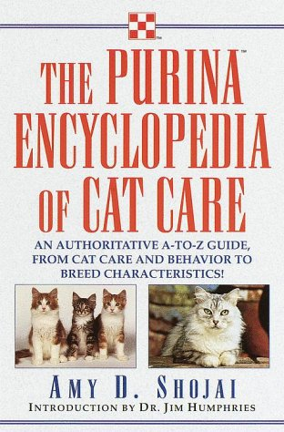 9780345434982: The Purina Encyclopedia of Cat Care
