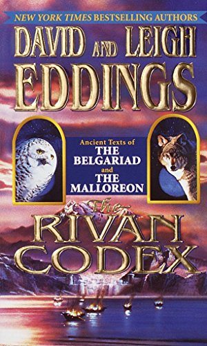 9780345435866: The Rivan Codex: Ancient Texts of THE BELGARIAD and THE MALLOREON (The Belgariad & The Malloreon)