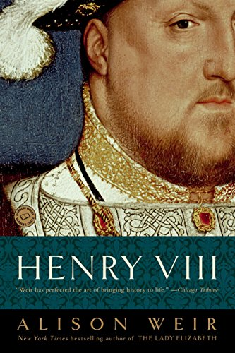 9780345437082: Henry VIII: The King and His Court