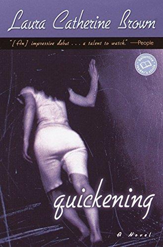 9780345437730: Quickening: A Novel (Ballantine Reader's Circle)