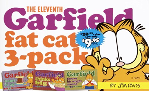 9780345438010: The Eleventh Garfield Fat Cat 3-Pack: Contains: Garfield Strip Numbers 31, 32, and 33 (No.11)