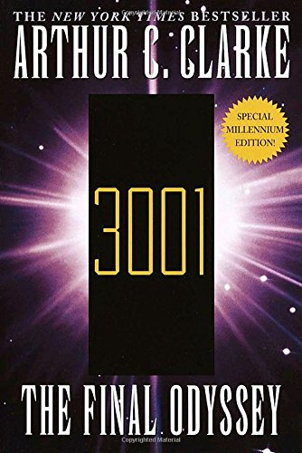 9780345438201: 3001 the Final Odyssey