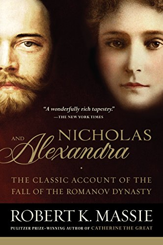 9780345438317: Nicholas and Alexandra: The Classic Account of the Fall of the Romanov Dynasty