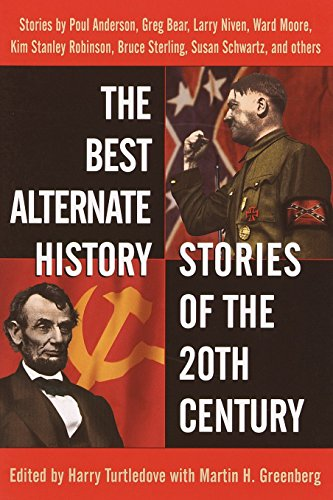 Signed 2x* The Best Alternate History Stories: Martin Harry Greenberg;