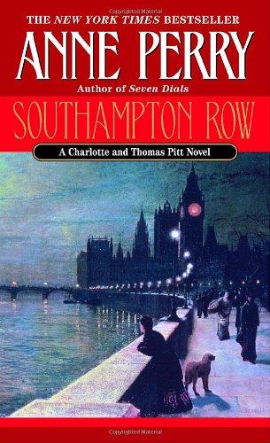 9780345440044: Southampton Row (Charlotte & Thomas Pitt Novels)