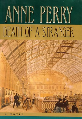 Death of a Stranger ***SIGNED***: Anne Perry
