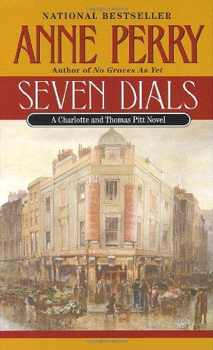 9780345440082: Seven Dials: A Charlotte and Thomas Pitt Novel