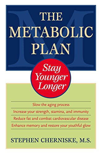 9780345441027: The Metabolic Plan: Stay Younger Longer