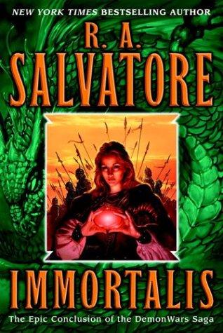 9780345441225: Immortalis (The Second DemonWars Saga, Book 3)