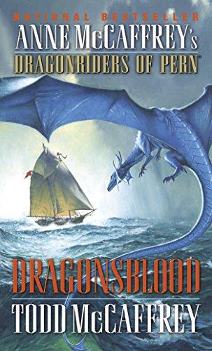 9780345441256: Dragonsblood: 18 (Pern)