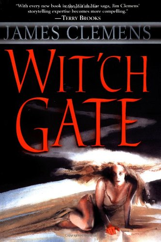 9780345442444: Wit'ch Gate (Banned & the Banished)