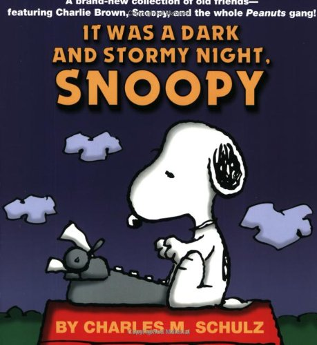 9780345442727: It Was a Dark and Stormy Night, Snoopy