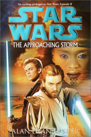 9780345443007: Star Wars: The Approaching Storm